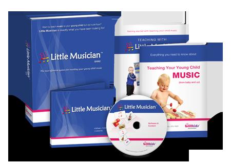 Little Musician - Learning a Musical Instrument