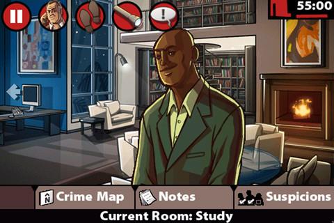 Cluedo - room