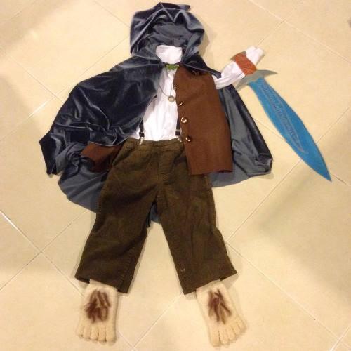 Frodo Baggins Hobbit Costume