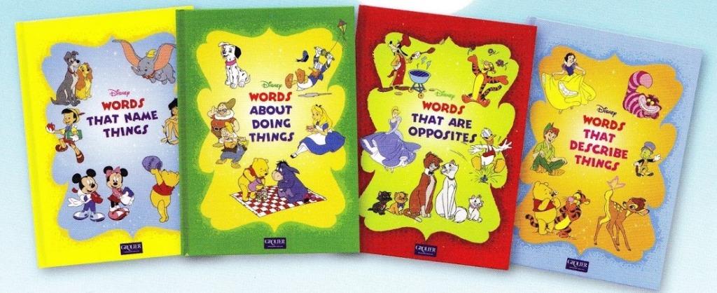Disney Words Words Words
