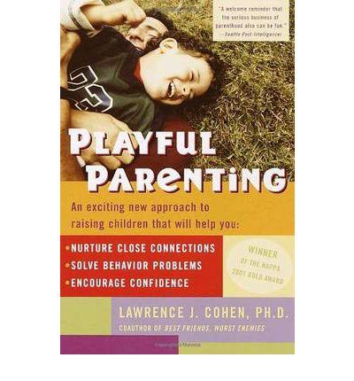 Positive Discipline Book List - Playful Parenting