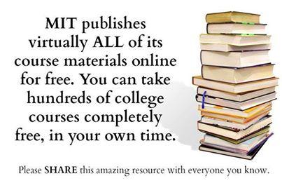 MIT Resources